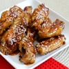 Honey Sriracha Wings