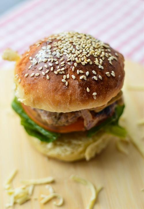 The perfect hamburger bun