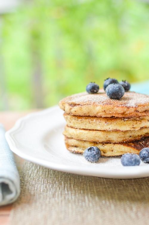 Pancakes Perdu