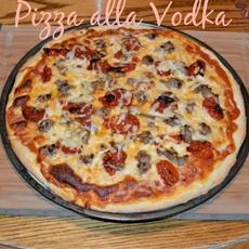 Pizza alla Vodka - Hezzi-D