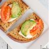 Tomato Avocado Bruschetta {Gluten-Free}