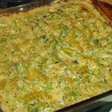 Warm You Up Broccoli Casserole