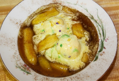 New Orleans Bananas Foster