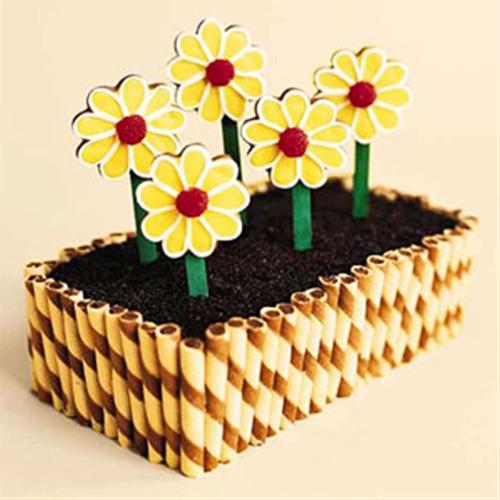 flower box cake | cute everything