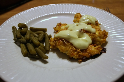 Gluten Free For Jen: Crispy Chicken and Sauce #Recipe