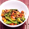 Vegetable Quinoa Stir Fry