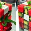 Tasty Rubik's cube