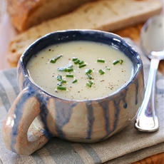 Dads Creamy Cauliflower Soup