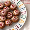 Pomegranate Cheesecake Cookies Recipe