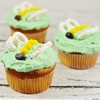 Spring Butterfly Cupcakes