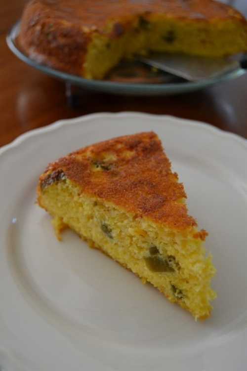 Peppered Cornbread