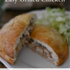 Easy Grilled Chicken Chipotle Calzones