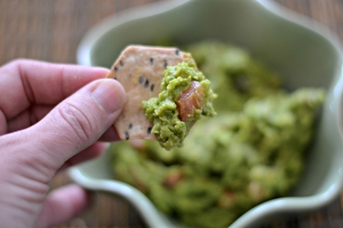 Game Day Guacamole from Make It Paleo