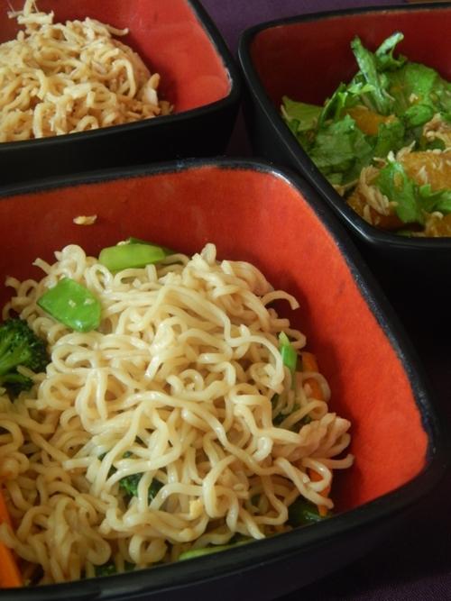 3 Ways to make Ramen Noodles- Asian Inspired
