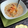 Slow Cooker Chipotle Corn Chowder