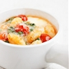 Baked Gnocchi with Arugula, Cherry Tomatoes and Bocconcini
