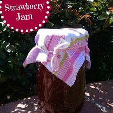 Making Homemade Jam Is Easy!