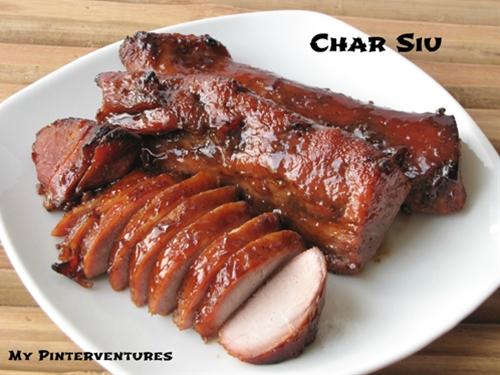 Char siu - Chinese BBQ