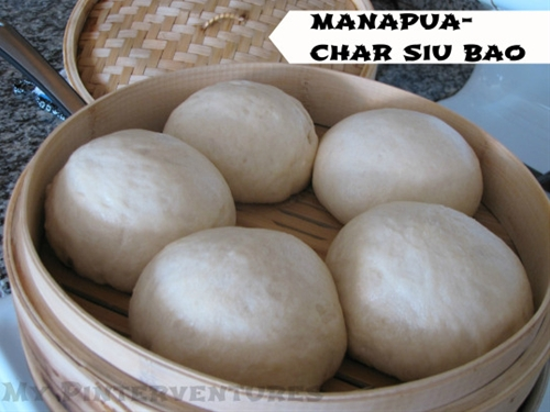 Manapua - Char Siu Bao