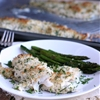 Parmesan and Herb-Crusted Haddock