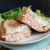 The Best Salmon Melt