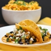 Zucchini, Black Bean, and Corn Tacos