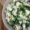 Swiss Chard Potatoes Colcannon