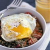 Swiss Chard and Quinoa Breakfast Bowl