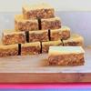 Chocolate and Peanut No-Bake Slice