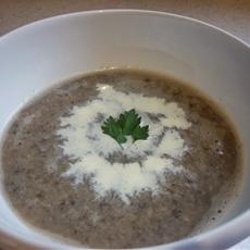 PicNic: Mushroom Soup