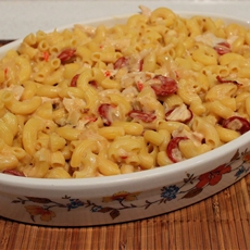 Chili Macaroni Cheese