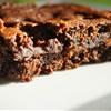 Skinny Chocolate Chip Brownies
