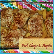 Pork Chops & Apples