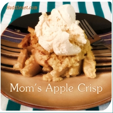 Moms Apple Crisp