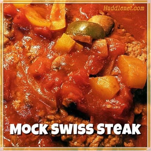 Mock Swiss Steak