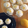 5 ingredient lemon cake balls
