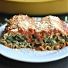 Beef Spinach Lasagna Roll-Ups