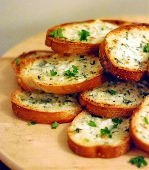 Parmesan Ranch Garlic Bread Spread