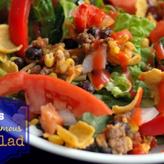 Aunt Bees World Famous Taco Salad