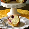 Sweet Cherry Bundt Cake