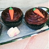 Chocolate Carrot Cake Cupcakes