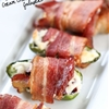 Bacon Wrapped Cream Cheese Jalapenos