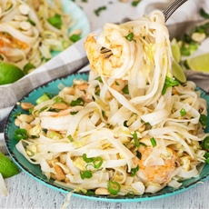 One Pot Pad Thai