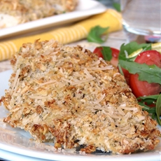 Baked Parmesan Crusted Chicken