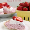 Strawberry Cream Pie {Easy & No-Bake}