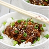 Slow Cooker Honey Sesame Chicken and a Slow Cooker