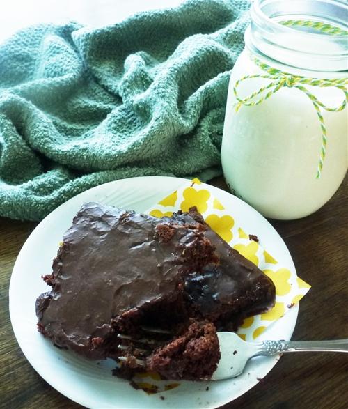 Chocolaty Zucchini Brownies
