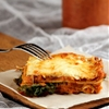 Kids-friendly veggie lasagna
