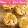 Magically Delicious Strawberry Muffins
