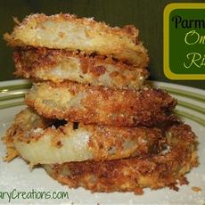 Amazing Parmesan Onion Rings